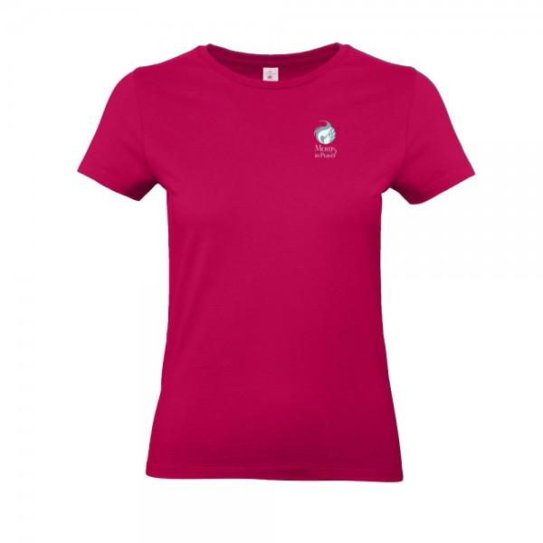Damen Heavy T-Shirt 004T